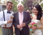 Robert McGough (The Wedding Man) – Algarve Celebrant
