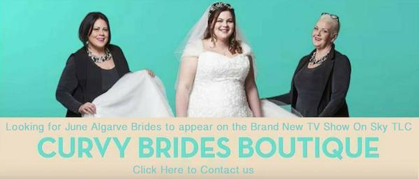Curvy Algarve Brides