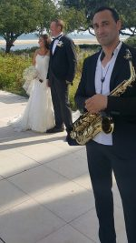 Mr. Sax C – Algarve Wedding Saxophone
