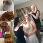 Algarve Wedding Hair