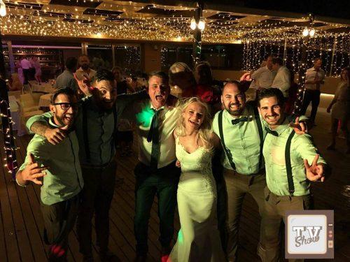 tv show band wedding entertainment algarve wedding directory
