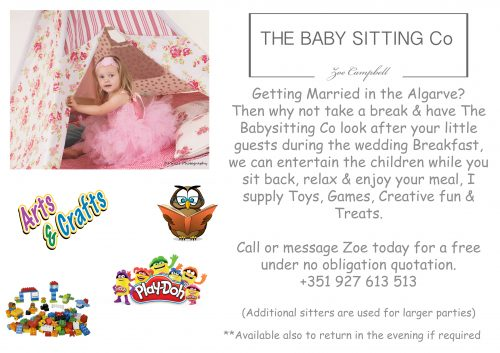 babysitting add